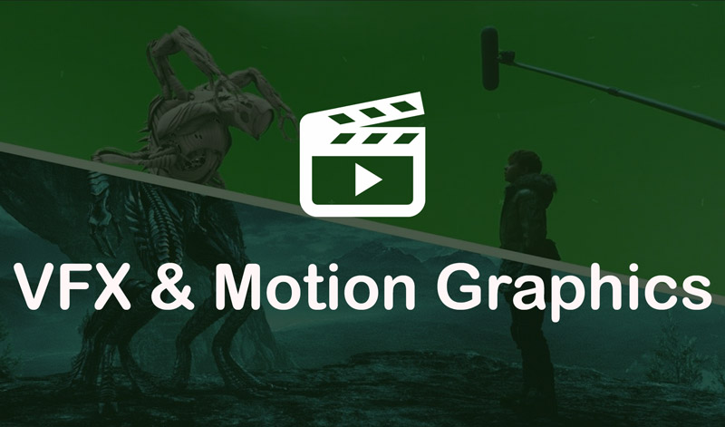 Vfx & motion graphics course course chandigarh design school